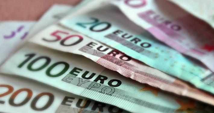 عکس اسکناس های یورو