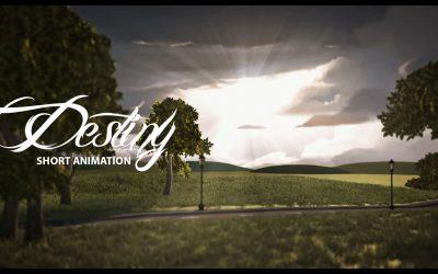 انیمیشن کوتاه Destiny