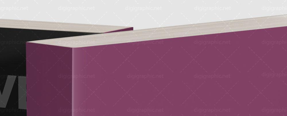 موکاپ چشت و روی جلد کتاب