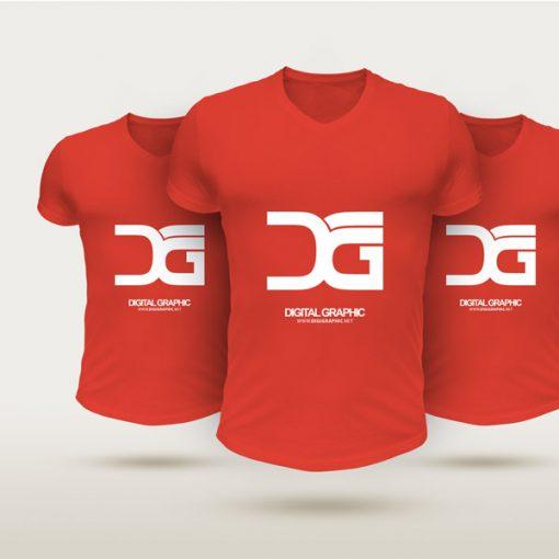 دانلود موکاپ تی شرت مردانه