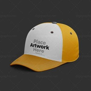 موکاپ تبلیغاتی کلاه