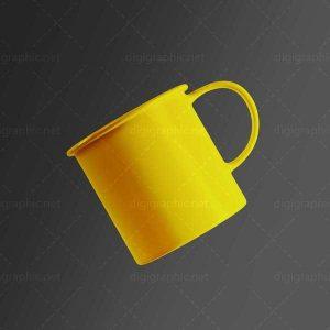 موکاپ لیوان رنگی