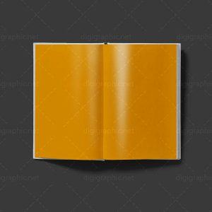موکاپ صفحات کتاب و مجله