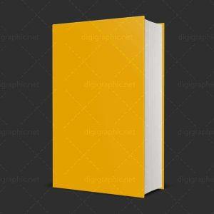 موکاپ طرح جلد کتاب