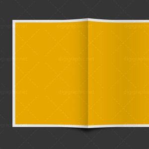 دانلود موکاپ پشت و روی جلد کاتالوگ