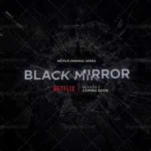 موکاپ BlackMirror