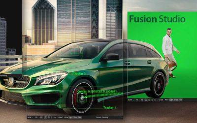 Fusion Studio v9 – نرم افزار ساخت جلوه های ویژه