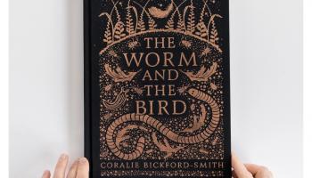 """""""در لحظه زیستن """" کتاب جدید کارولی بیکفورد اسمیت"""