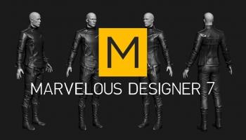 Marvelous Designer7 – نرم افزار طراحی لباس