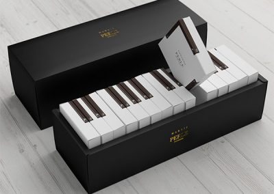Piano-cake-Creative-packaging-Design
