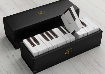 Piano-cake-Creative-packaging-Design