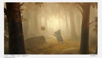 انیمیشن های مومین به اسم مومینوالی (Moominvalley)
