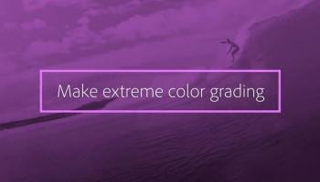 تنظیم رنگ تصویر در پریمیر
