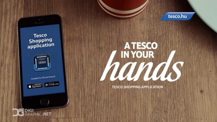 تیزر تبلیغاتی سوپرمارکت اینترنتی