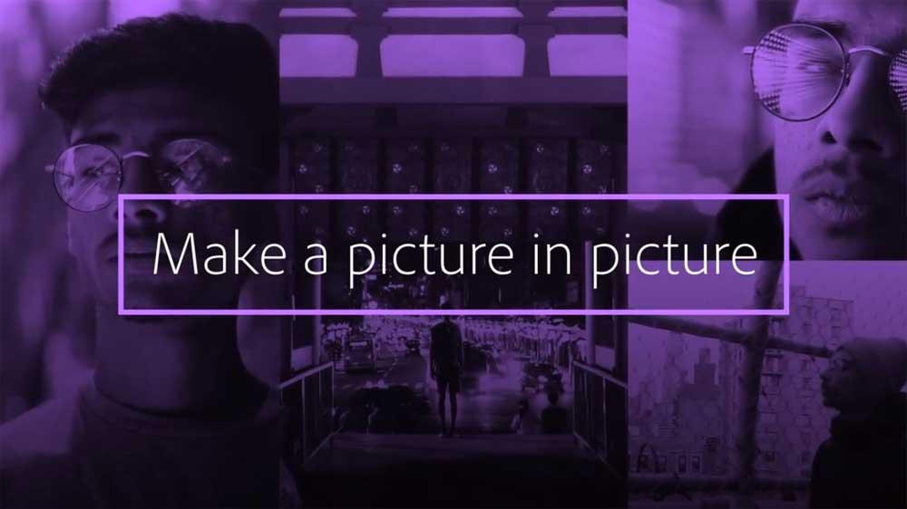 ساخت ویدیو گالری در پریمیر راش