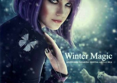 winter_magic_by_masoumehtavakoli_art-d89lidp