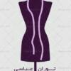 کارت ویزیت طراح لباس