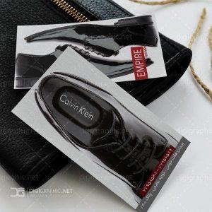 کارت ویزیت کیف و کفش