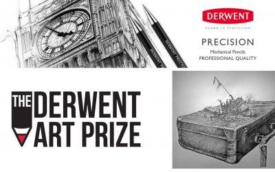 فراخوان جایزه هنری Derwent 2018