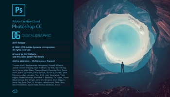 امکانات جدید Adobe Photoshop CC 2017