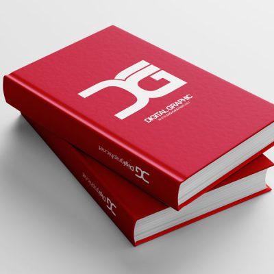 موکاپ جلد دو کتاب