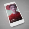 دانلود موکاپ موبایل اپل