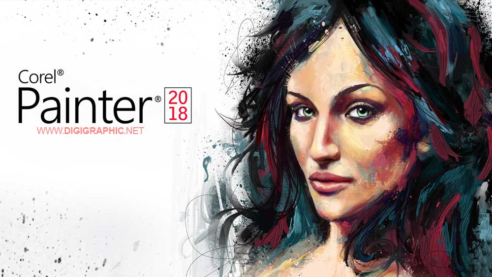 دانلود Corel Painter 2018 v18