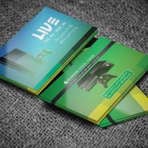 کارت ویزیت فروشگاه Xbox