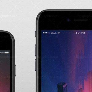 موکاپ تلفن apple