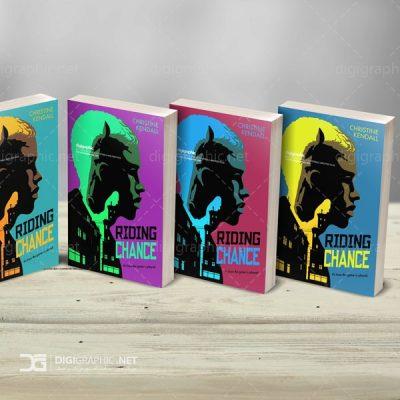 موکاپ 5 جلد کتاب
