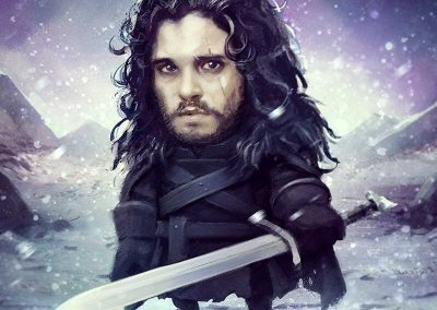 daily_drawing__4___john_snow_by_sephiroth_art-d9ov6yl