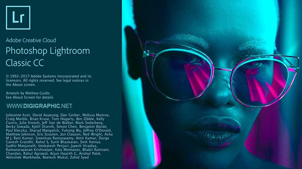Adobe Photoshop Lightroom - تاریکخانه آدوبی