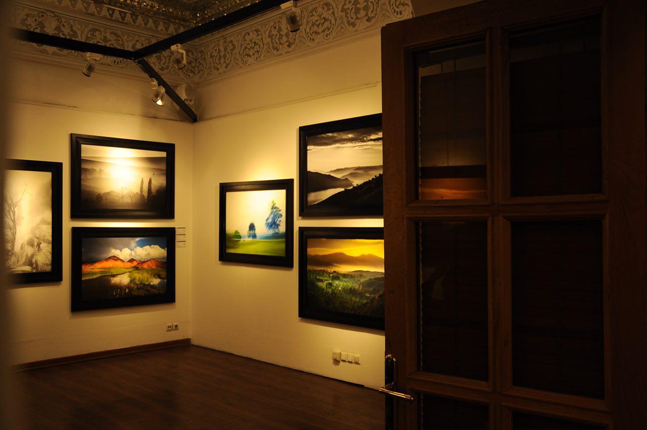 نمایشگاه گروهی عکس «همراه طبیعت ایران»