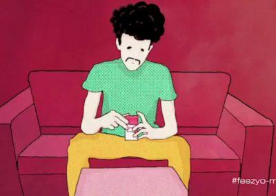 انیمیشن سیگار بهمن