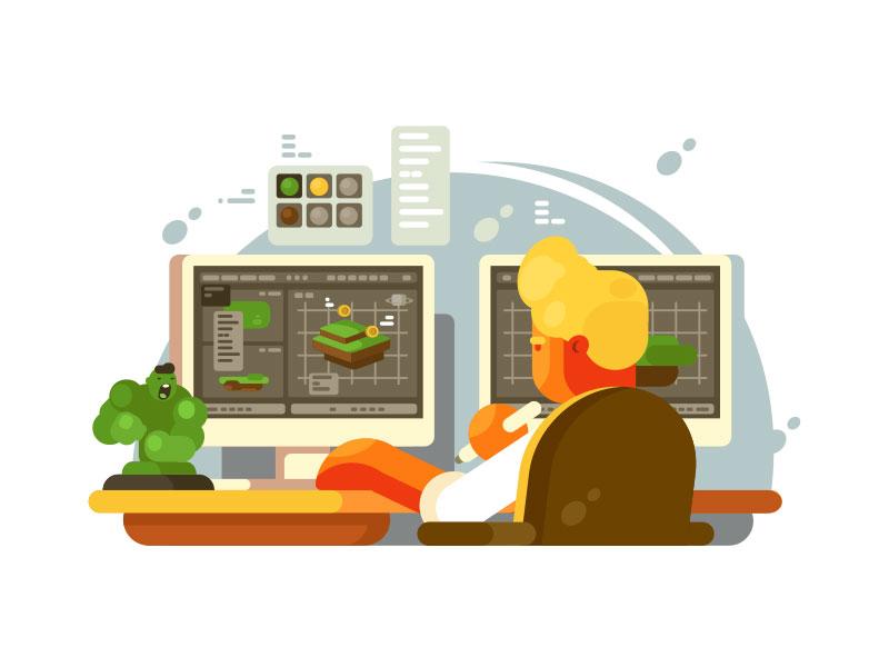 طراح وب چه کسی است؟